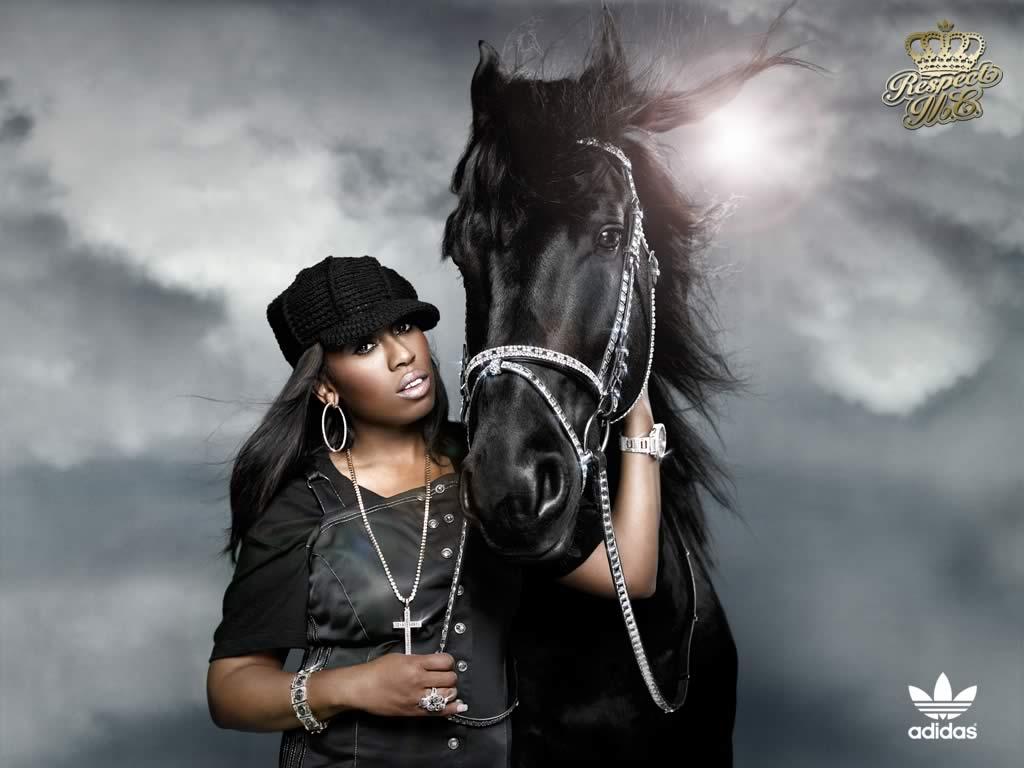 www.lacavalieremasquee.com   Warwick Saint for Adidas w/ Missy Elliott: Respect Me