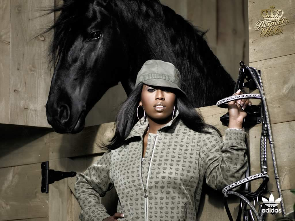 www.lacavalieremasquee.com | Warwick Saint for Adidas w/ Missy Elliott: Respect Me