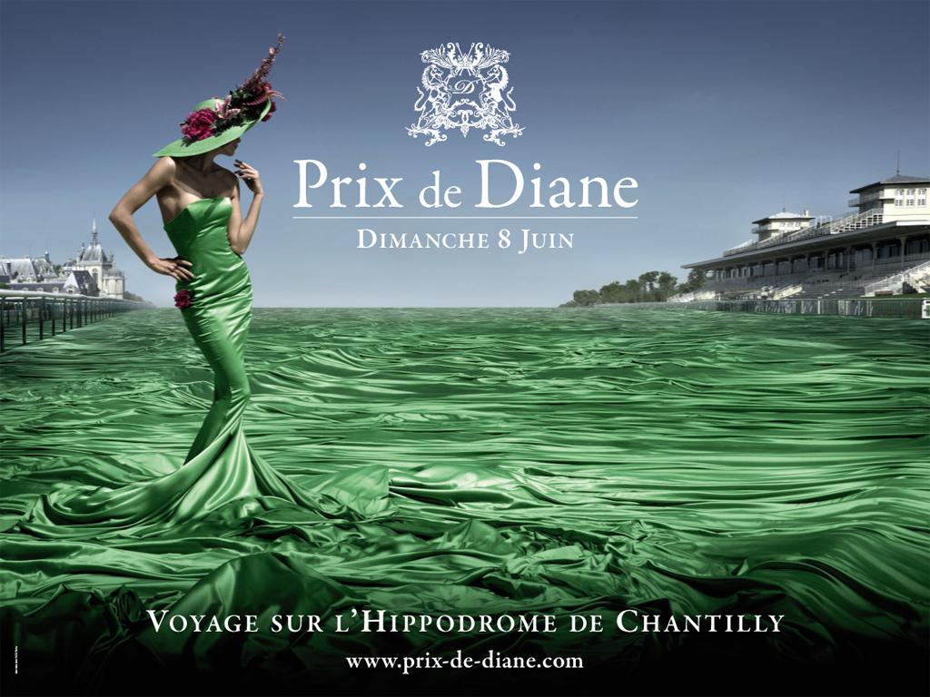 La Cavalière masquée   France Galop : Andréa Klarin for Prix de Diane 2008