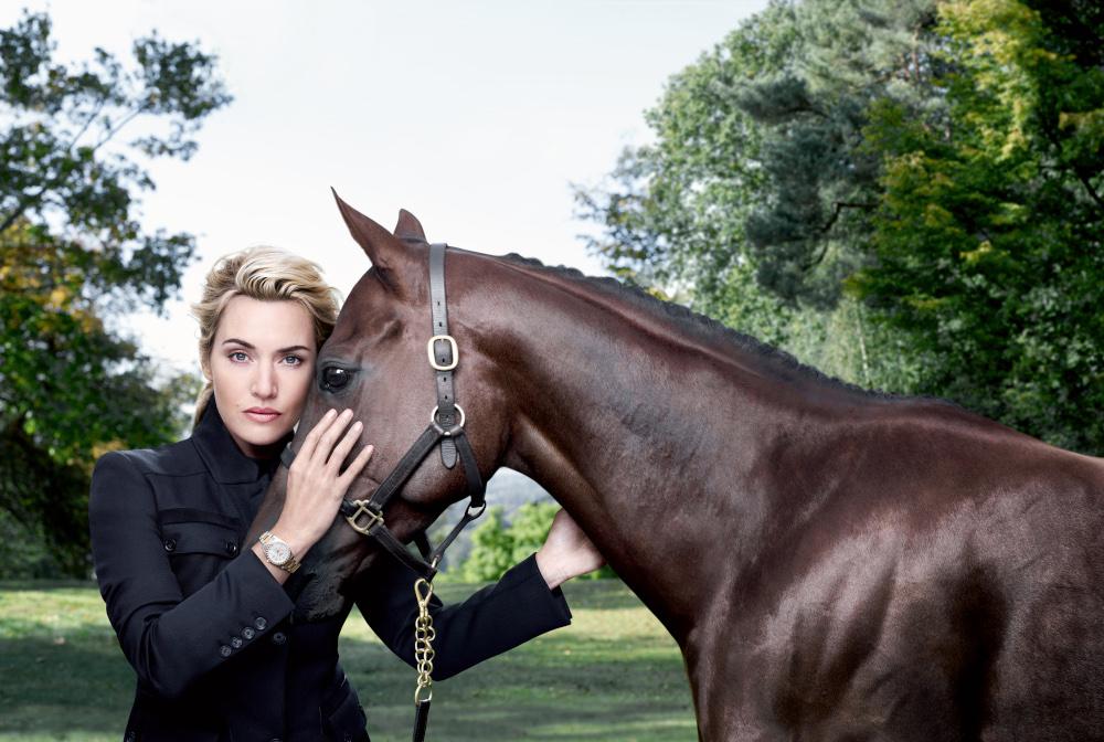 www.lacavalieremasquee.com   Kate Winslet, Longines Ambassador of Elegance