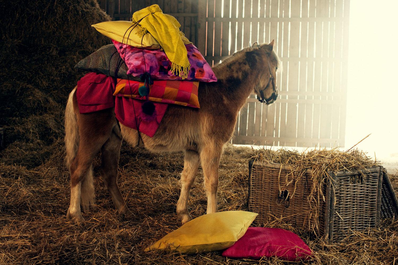 www.lacavalieremasquee.com | Denise Grunstein for Ikea