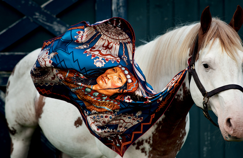 www.lacavalieremasquee.com | Ditte Isager for The Horse Rider's Journal #2 Winter 2011