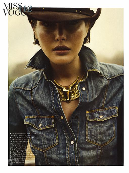 www.lacavalieremasquee.com | Claudia Knoepfel & Stefan Indlekofer for Vogue Paris February 2012: Vent d'Ouest