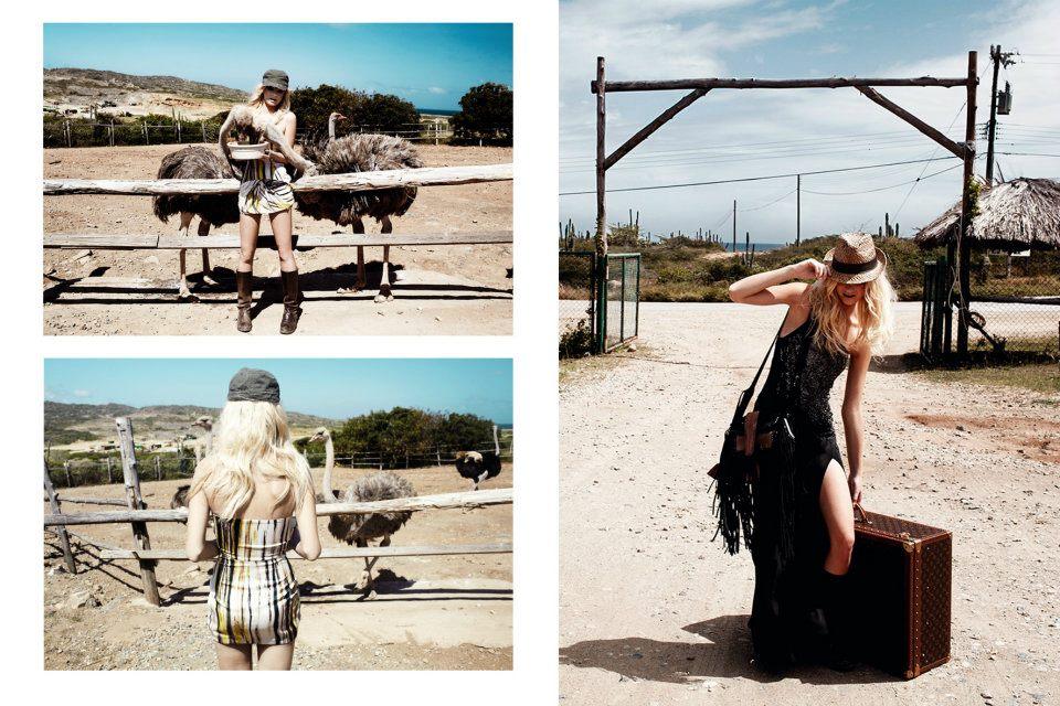 www.lacavalieremasquee.com | Agata Pospieszyńska for Petra Magazine