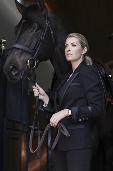 GUCCI Paris Masters: La Cavalière masquée démasque Edwina Tops-Alexander w/ Guccio