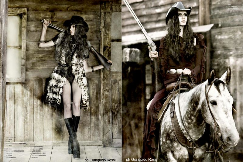 www.lacavalieremasquee.com - Gianguido Rossi for Equestrio - The Good, the Bad and the Beauty