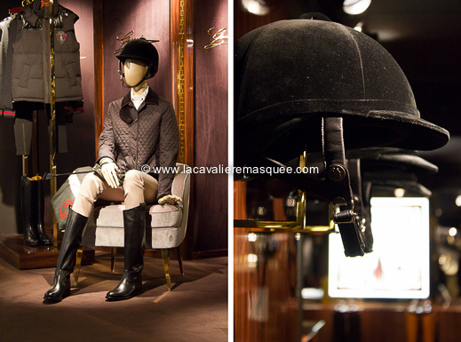 Gucci Paris Masters by La Cavalière masquée / MaskedHorse