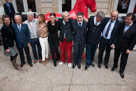 Gucci Paris Masters : conférence de presse