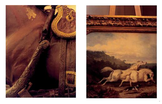 www.lacavalieremasquee.com / Koto Bolofo: La Maison, Vol.11: Collection Émile Hermès