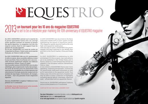 www.lacavalieremasquee.com / Equestrio 2013