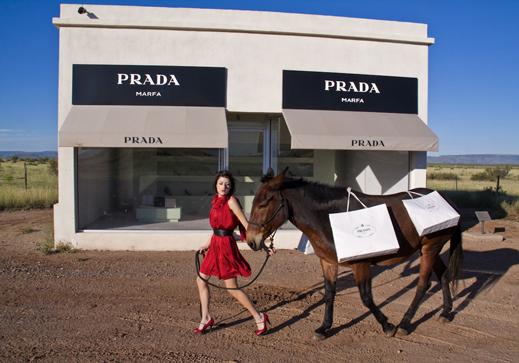 www.lacavalieremasquee.com / Gray Malin for Prada Marfa
