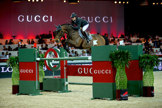 www.lacavalieremasquee.com / Patrice Delaveau won the Gucci Gold Cup at the Longines Hong Kong Masters