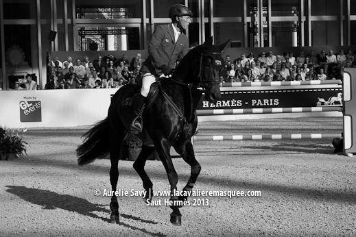 www.lacavalieremasquee.com / Saut Hermès 2013 Horses & Riders