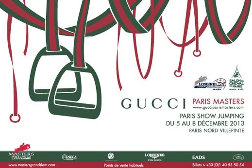 www.lacavalieremasquee.com | Gucci Paris Masters
