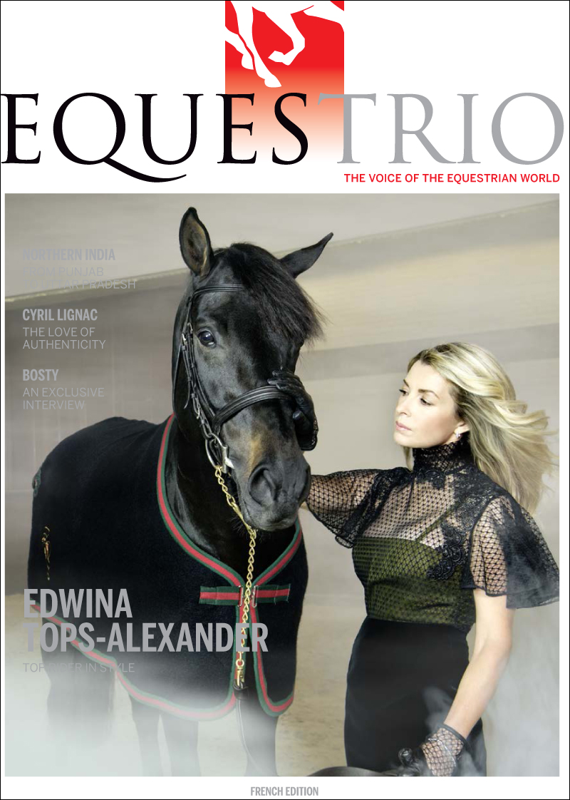 www.lacavalieremasquee.com | EQUESTRIO w/ Edwina Tops-Alexander