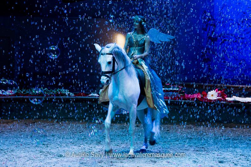 www.lacavalieremasquee.com | La Reine des Songes, Grandes écuries de Chantilly by La Cavalière masquée