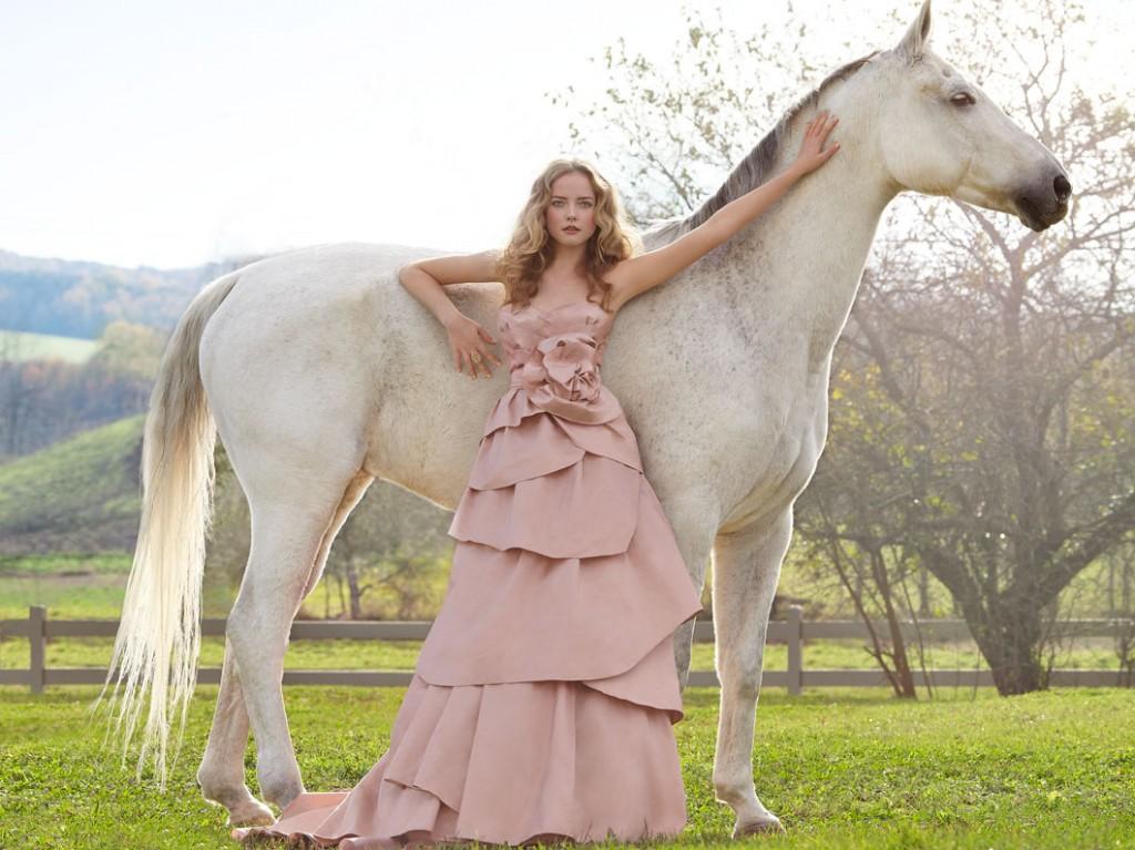 www.lacavalieremasquee.com | JLM Couture Equestrian wedding