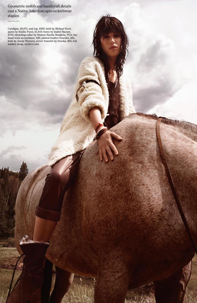 www.lacavalieremasquee.com | Cedric Buchet for Porter Magazine Issue #6 w/ Sabrina Ioffreda