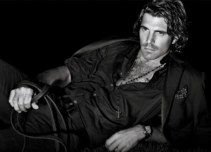 www.lacavalieremasquee.com | Nacho Figueras by Fabien Baron for Interview Magazine
