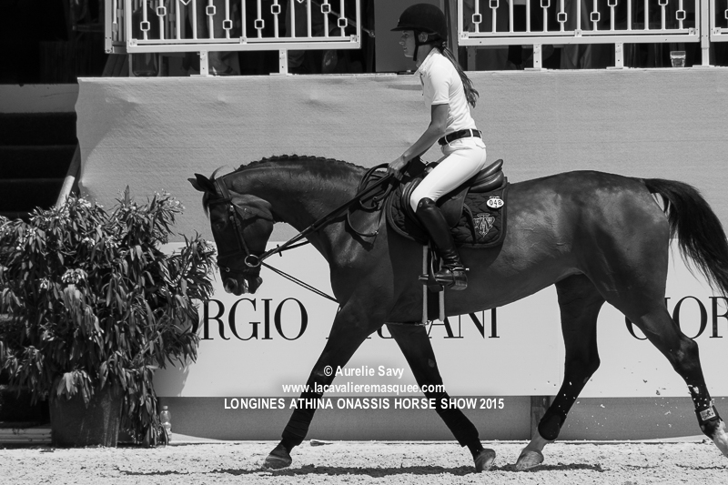 www.lacavalieremasquee.com | Longines Athina Onassis Horse Show 2015 CSI5* by La Cavalière masquée