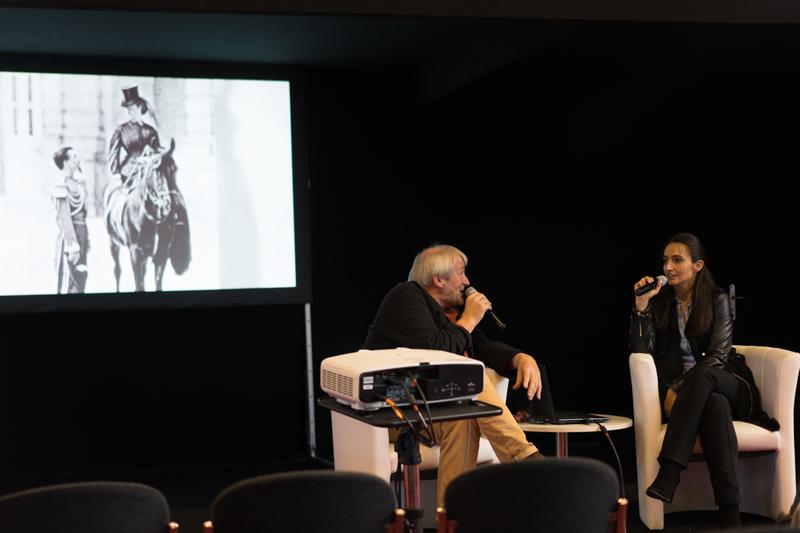 www.lacavalieremasquee.com | Salon du Cheval de Paris 2015 | Conférence La Cavalière masquée Aurélie Savy & Festival Chevaux du Sud