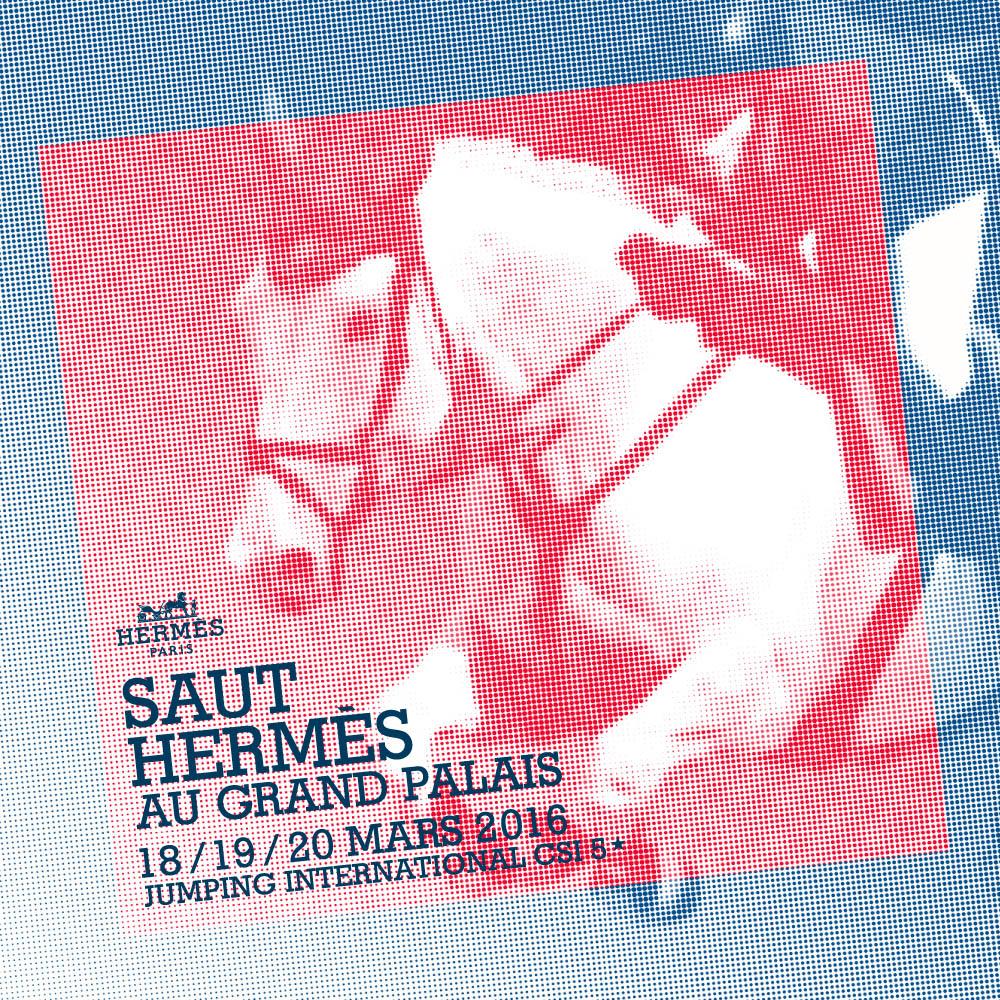 www.lacavalieremasquee.com | Saut Hermès 2016 les 18, 19 et 20 mars au Grand Palais