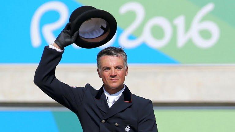 www.lacavalieremasquee.com | Jeux Olympiques Rio 2016 | Concours complet par équipes : Dressage - Karim Laghouag