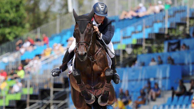 www.lacavalieremasquee.com | Jeux Olympiques Rio 2016 | Concours complet : Mathieu Lemoine
