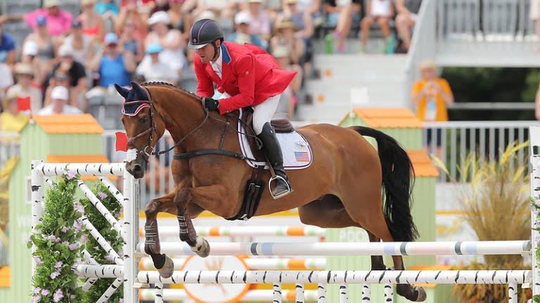 www.lacavalieremasquee.com | Jeux Olympiques Rio 2016 | Concours complet : Phillip Dutton