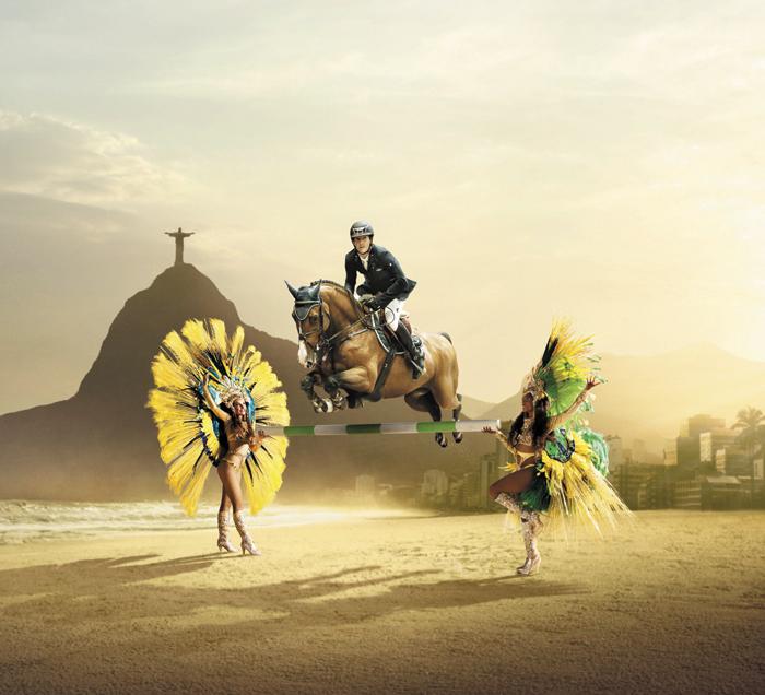 www.lacavalieremasquee.com | Jeux Olympiques : Equidia se met à la cadence de Rio 2016
