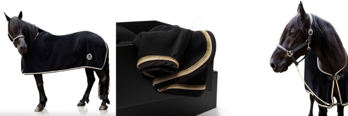 www.lacavalieremasquee.com   Soft pile horse blanket