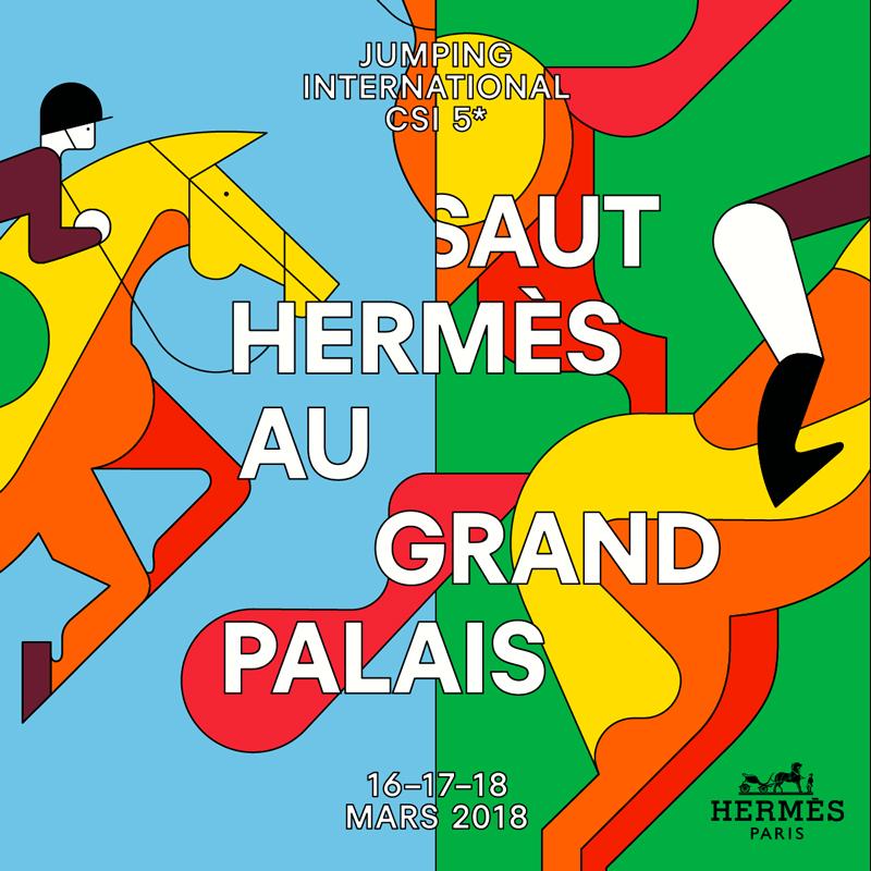 www.lacavalieremasquee.com | Saut Hermès 2018