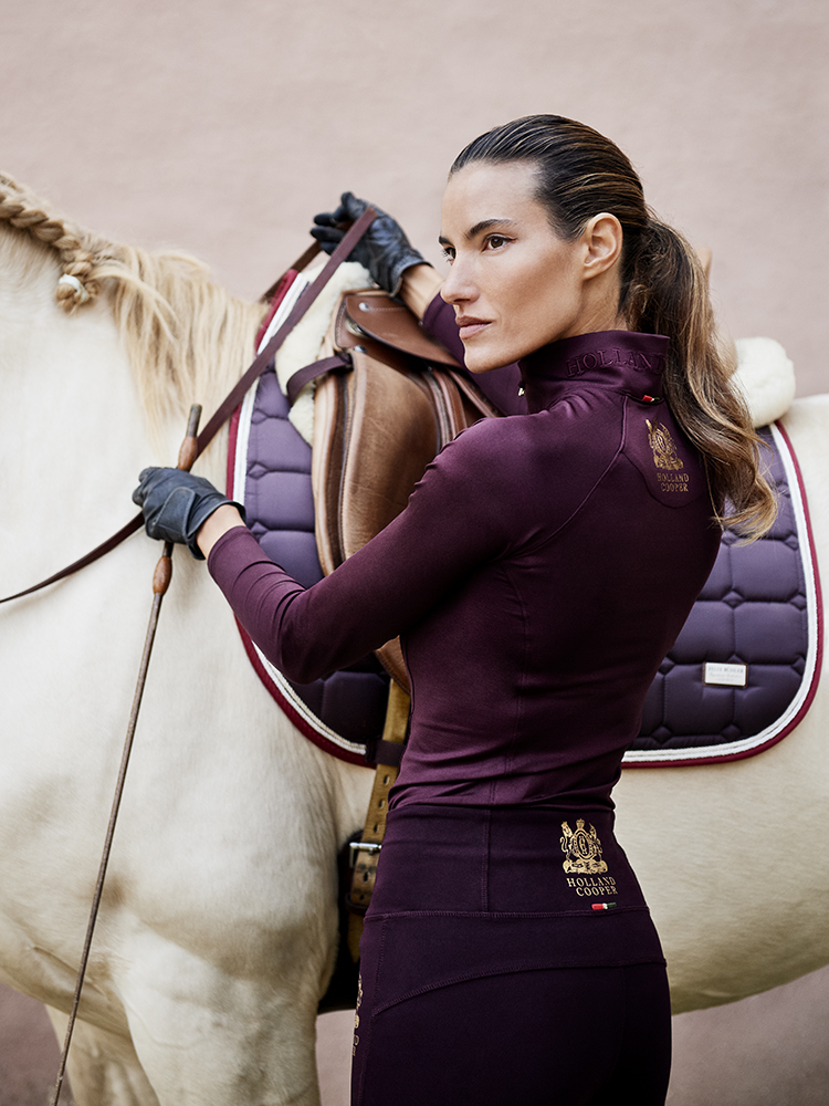 www.lacavalieremasquee.com | Ricarda Piotrowski for Holland Cooper Equestrian Spring/Summer 2020
