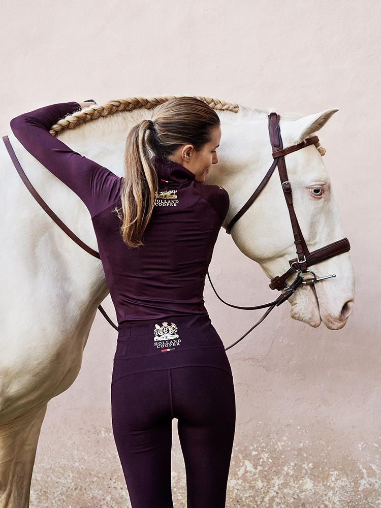 www.lacavalieremasquee.com   Ricarda Piotrowski for Holland Cooper Equestrian Spring/Summer 2020